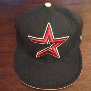 NEW ERA Houston Astros Fitted Hat